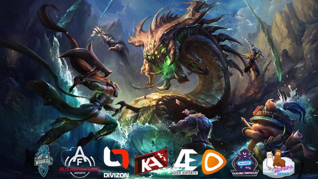 League of Legends Halbzeit erreicht