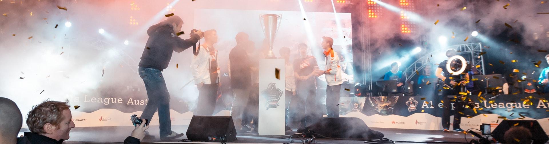 Urgent News: Das sind die Sieger der A1 eSports League Austria Season 2